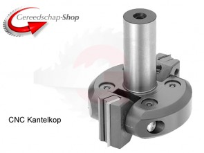 CNC Kantelkop