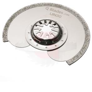 UN30 Diamant Segmentzaagblad 85mm | 2mm