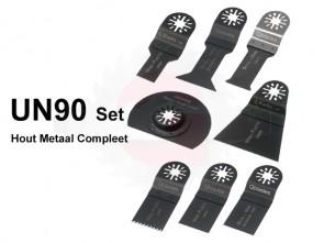 UN90 SET Hout-Metaal Compleet