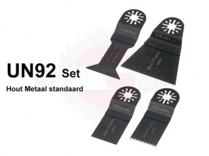 UN92 SET Hout-Metaal Standaard