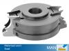 Profielmeskop Ø114x40/50x Ø30mm, uitvoering staal